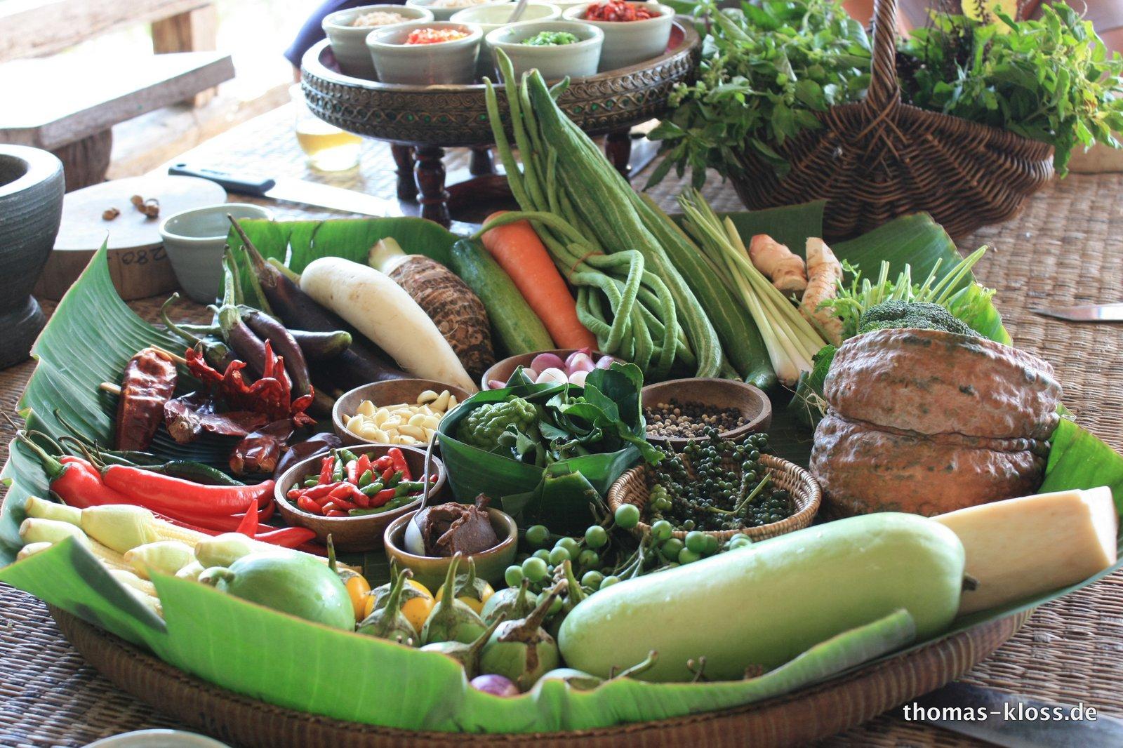 Kochschule: Zutaten für Curry